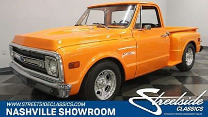 1969 Chevrolet C/K Truck for sale 100980854