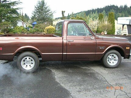 1969 Chevrolet C/K Truck for sale 100981077