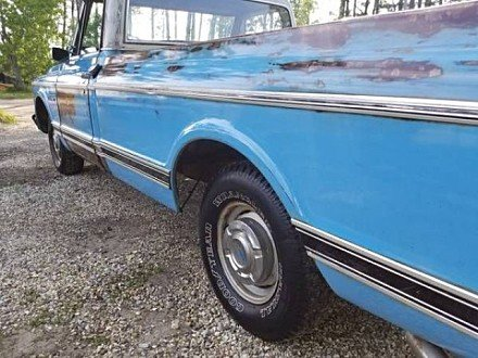1969 Chevrolet C/K Truck for sale 100993630