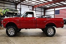 1969 Chevrolet C/K Truck for sale 101030988