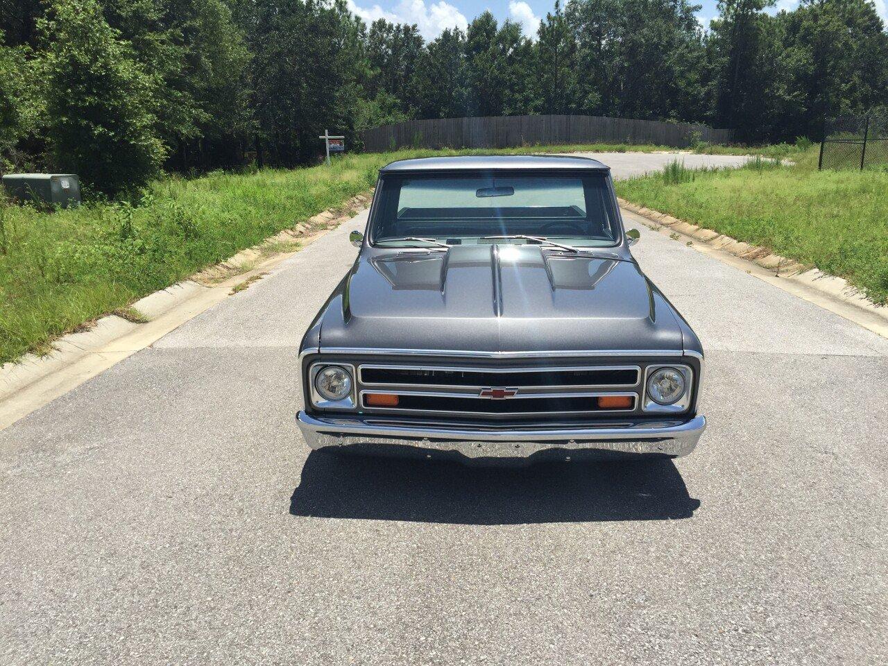 Classic Cars For Sale Auto Trader Com: 1969 Chevrolet C/K Trucks For Sale Near Milton, Florida