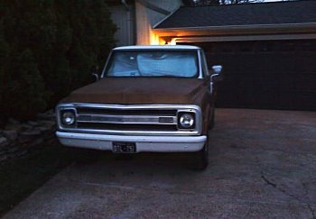 1969 Chevrolet C/K Trucks for sale 100791661