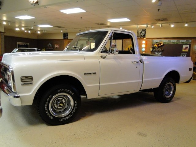 1969 Chevy Truck For Sale >> 1969 Chevrolet C K Trucks Classics For Sale Classics On Autotrader