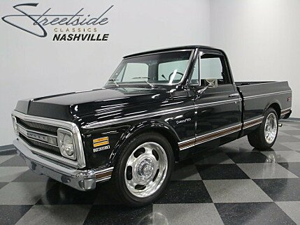 1969 Chevrolet C/K Trucks for sale 100894770