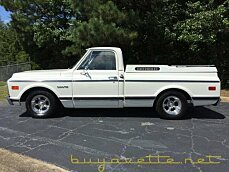 1969 Chevrolet C/K Trucks for sale 100896358