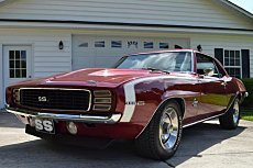 1969 Chevrolet Camaro for sale 100743230