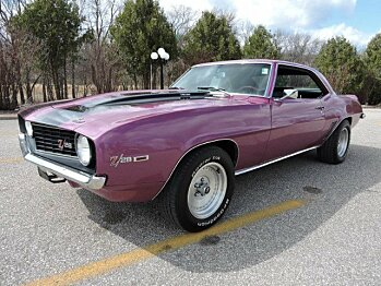 1969 Chevrolet Camaro for sale 100744356