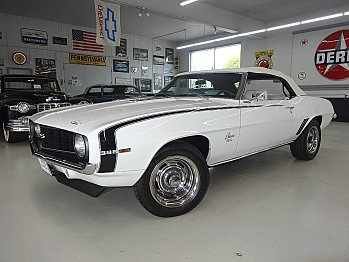 1969 Chevrolet Camaro for sale 100761957