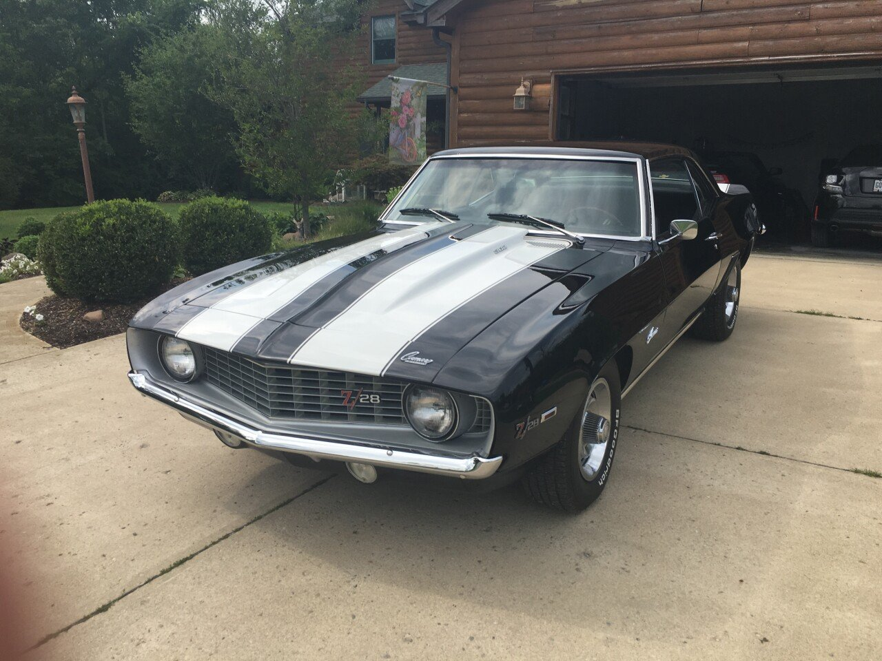 1969 Chevrolet Camaro For Sale Near Oxford Ohio 45056