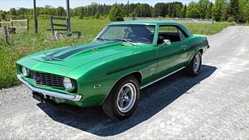 1969 Chevrolet Camaro for sale 100845631