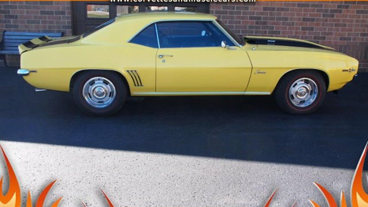 1969 Chevrolet Camaro for sale 100020670