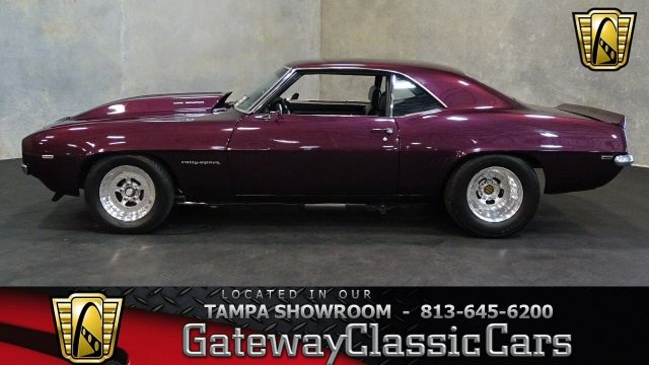 1969 Chevrolet Camaro RS for sale 100818997