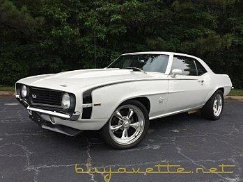 1969 Chevrolet Camaro SS for sale 100876861