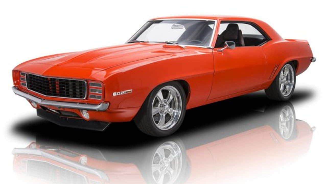 1969 Chevrolet Camaro RS for sale 100884614