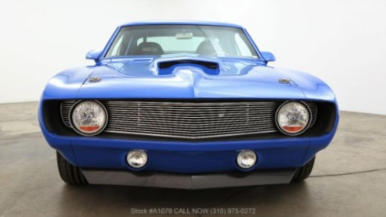 1969 Chevrolet Camaro for sale near Los Angeles, California 90063 ...