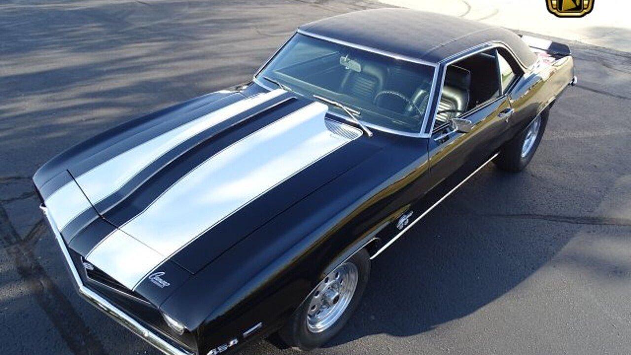 1969 Chevrolet Camaro SS for sale near O Fallon, Illinois 62269 ...