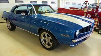1969 Chevrolet Camaro for sale 100914342
