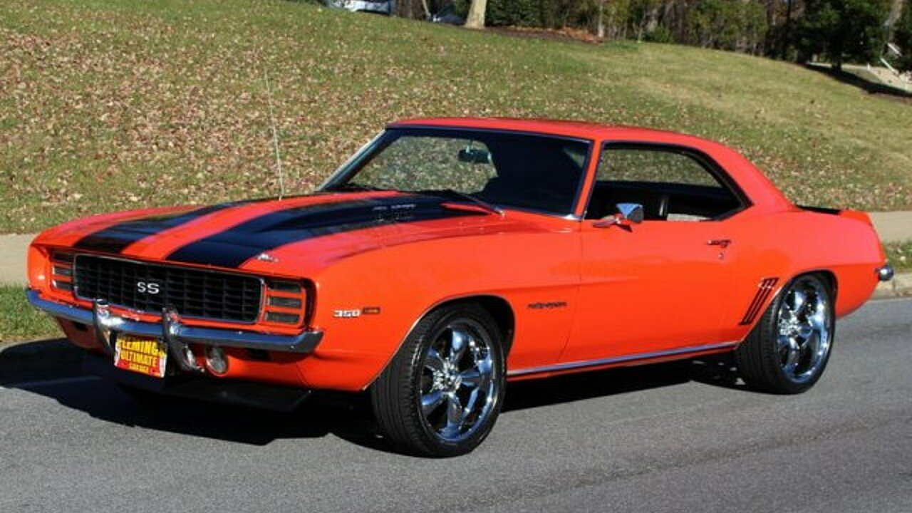 1969 Chevrolet Camaro for sale 100923643