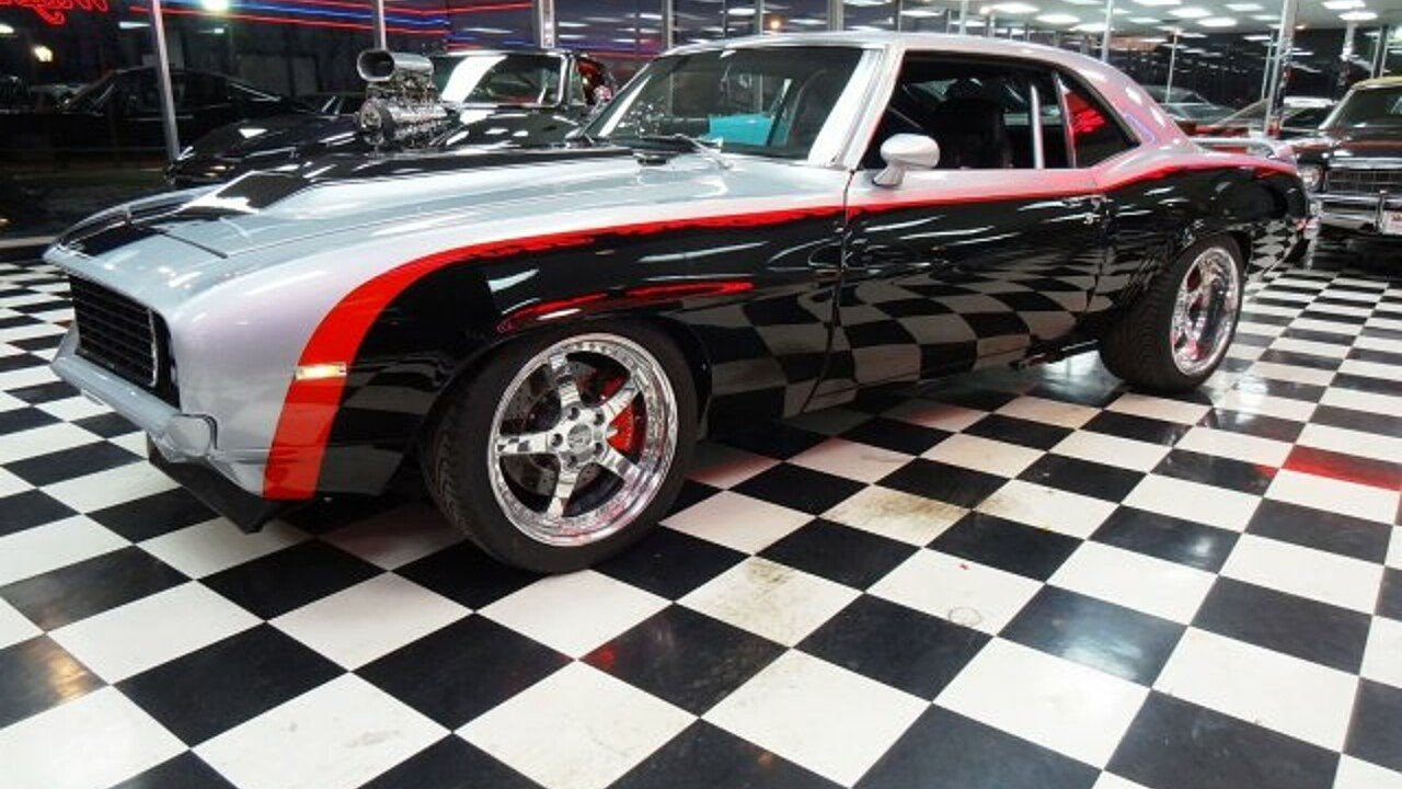 1969 Chevrolet Camaro for sale near Bonner Springs, Kansas 66012 ...