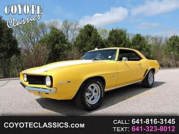 1969 Chevrolet Camaro for sale 100957081