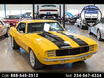 1969 Chevrolet Camaro Z28 for sale 100971460