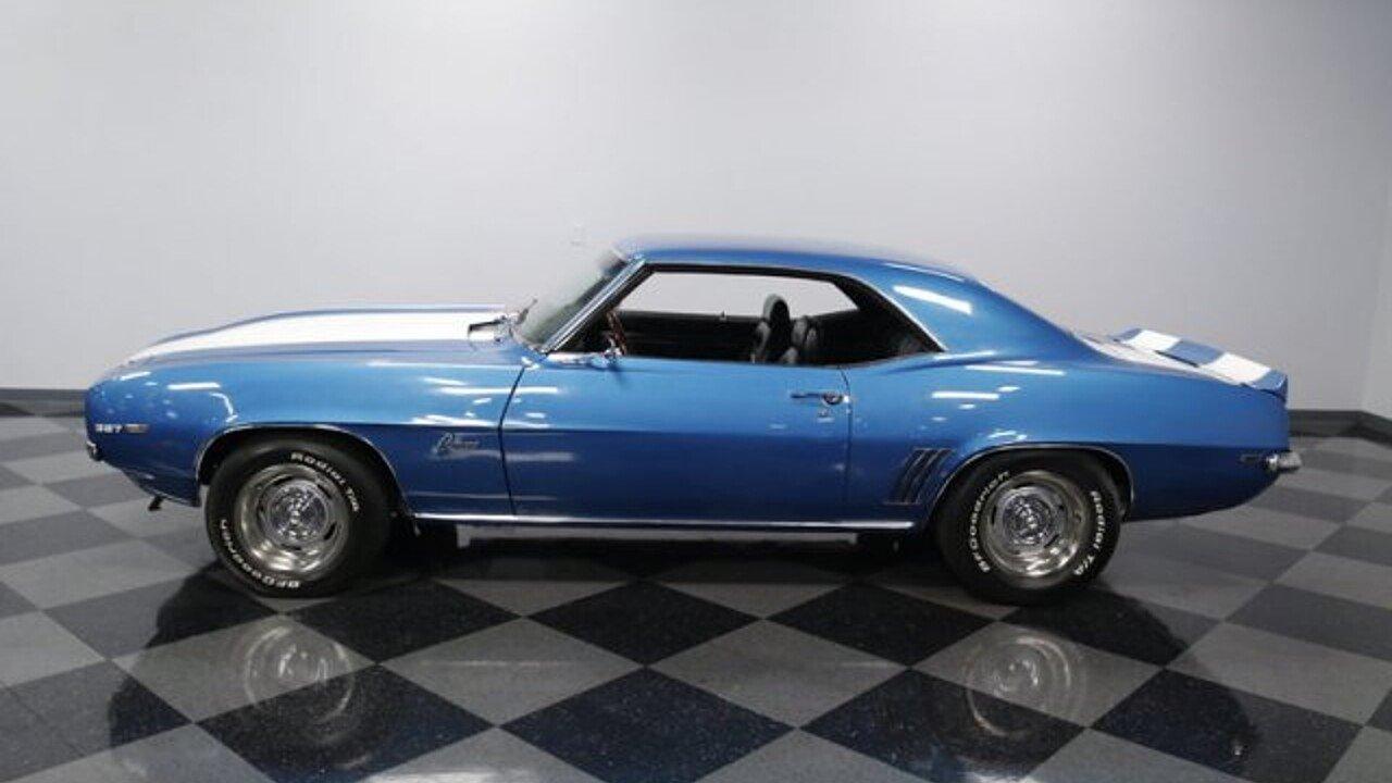1969 Chevrolet Camaro for sale near Concord, North Carolina 28027 ...