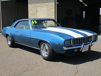 1969 Chevrolet Camaro Z28 for sale 100988120