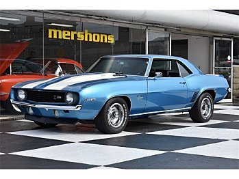 1969 Chevrolet Camaro for sale 101007812