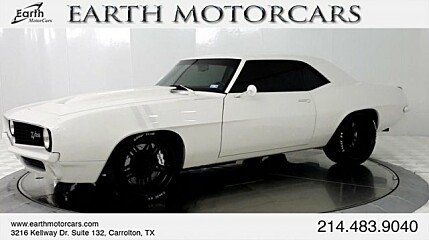 1969 chevrolet camaro for sale 100867846 - Old Muscle Cars For Sale