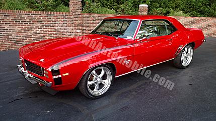 1969 Chevrolet Camaro for sale 100882913