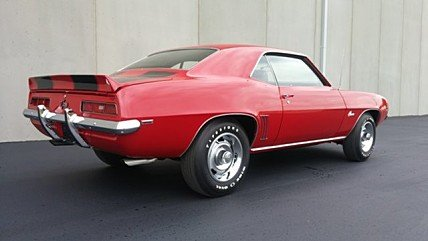 1969 Chevrolet Camaro Coupe for sale 100891021