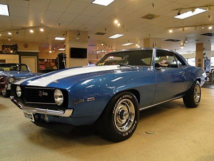 1969 Chevrolet Camaro for sale 100895855