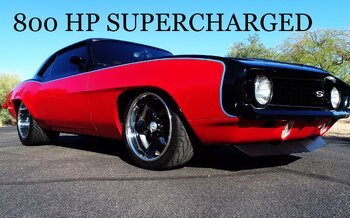 1969 Chevrolet Camaro SS for sale 100951074