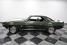 1969 Chevrolet Camaro Classics For Sale Classics On