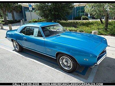 1969 Chevrolet Camaro for sale 100965979