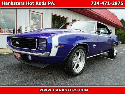 1969 Chevrolet Camaro for sale 100987415