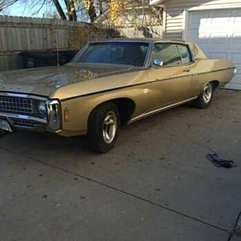 1969 Chevrolet Caprice for sale 100825389