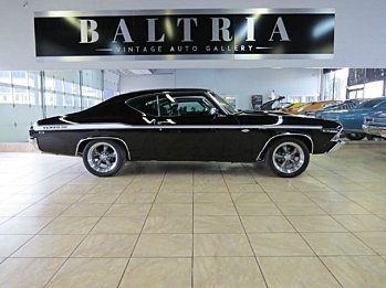 1969 Chevrolet Chevelle for sale 100751108