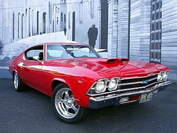 1969 Chevrolet Chevelle for sale 100773312