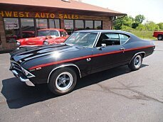 1969 Chevrolet Chevelle for sale 100779935