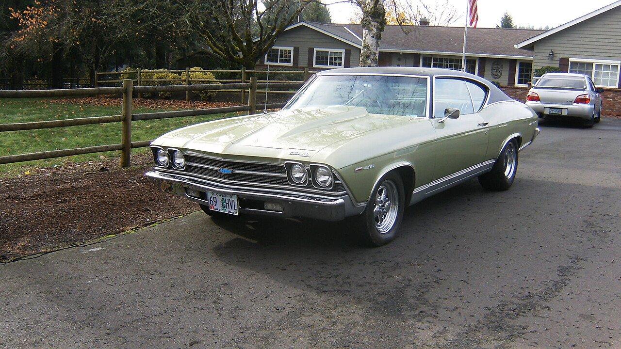1969 Chevrolet Chevelle for sale near Wilsonville, Oregon 97070 ...