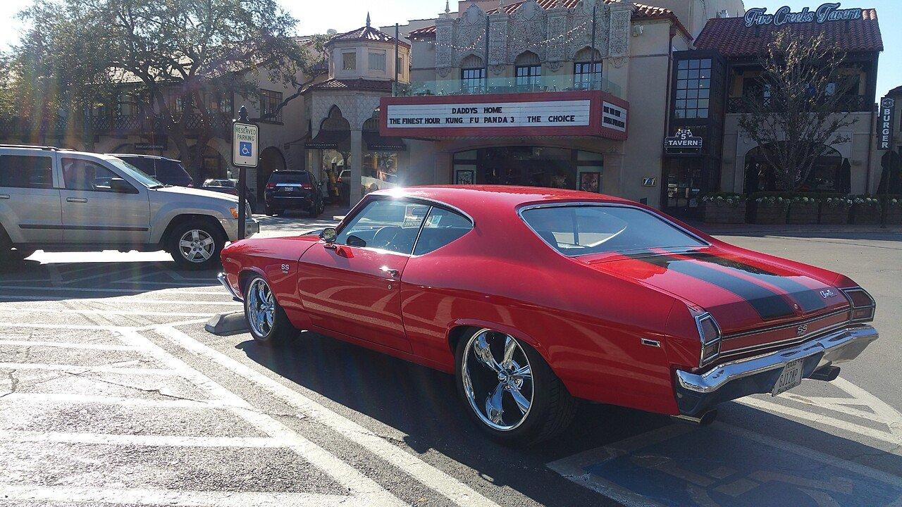 1969 Chevrolet Chevelle for sale near Dallas, Texas 75236 - Classics ...