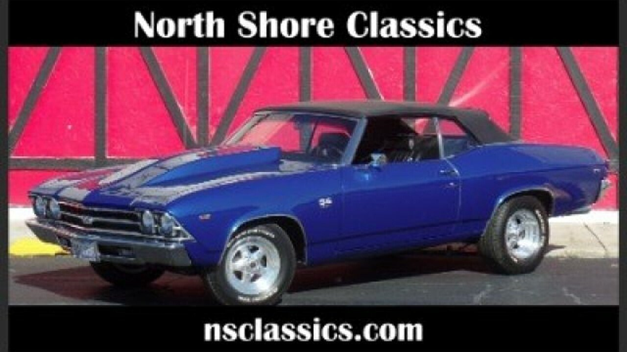1969 Chevrolet Chevelle for sale 100815254