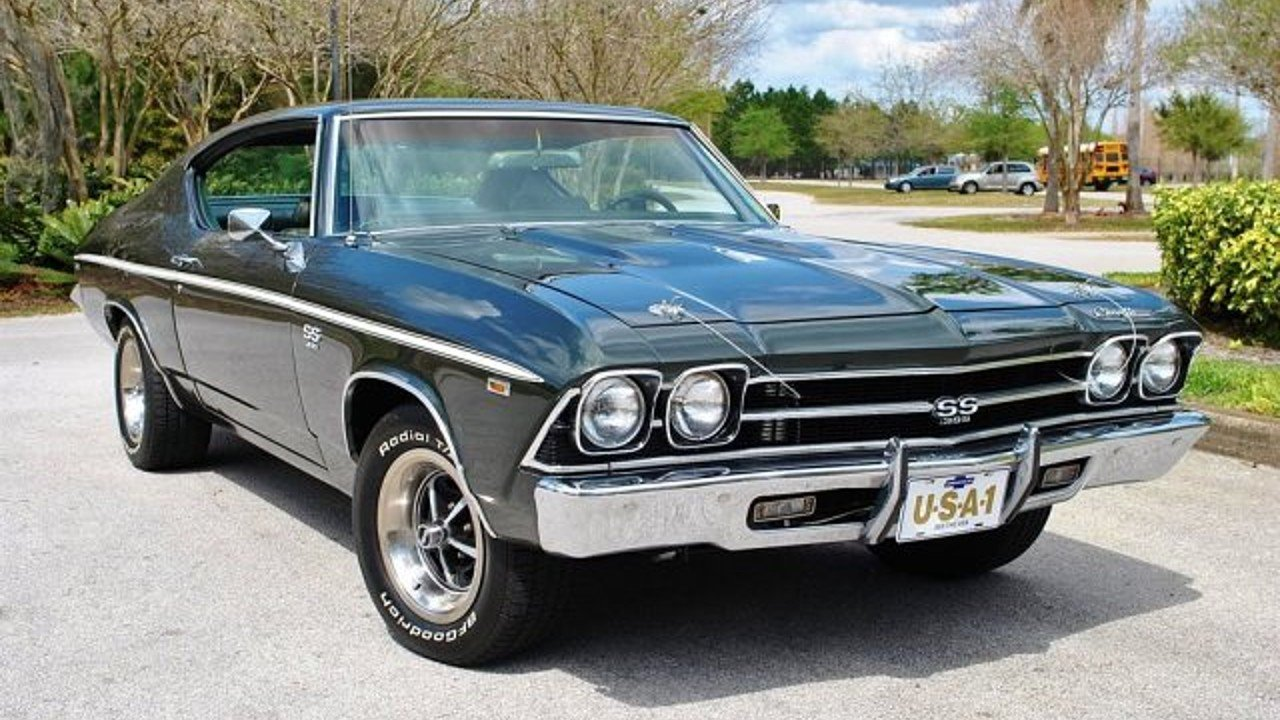 1969 Chevrolet Chevelle for sale near Lakeland, Florida 33801 ...