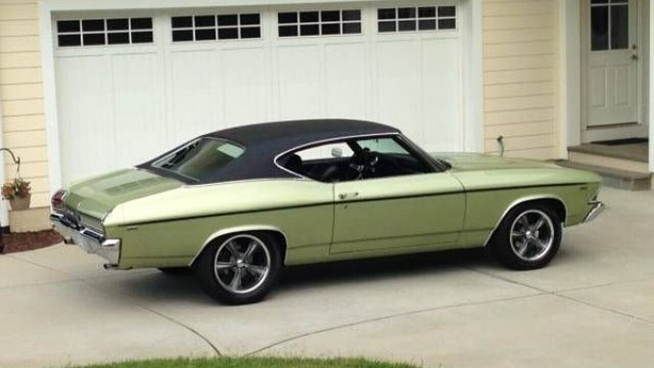1969 Chevrolet Chevelle for sale 100858960