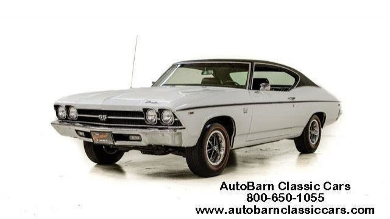 1969 Chevrolet Chevelle for sale 100860201