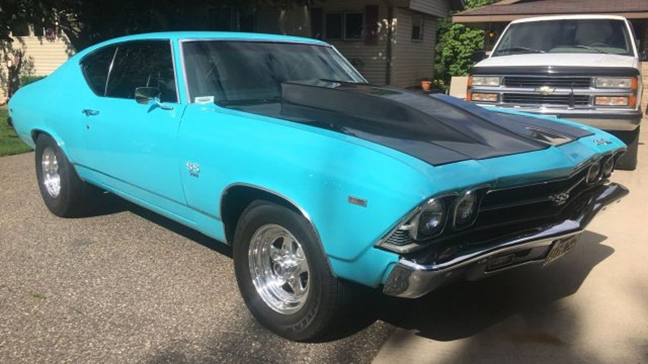1969 Chevrolet Chevelle for sale 100882504