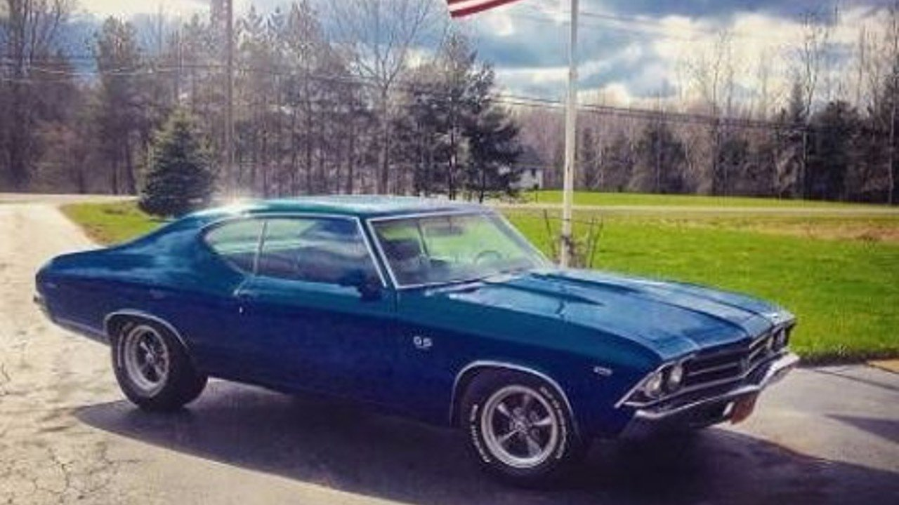 1969 Chevrolet Chevelle for sale 100906584