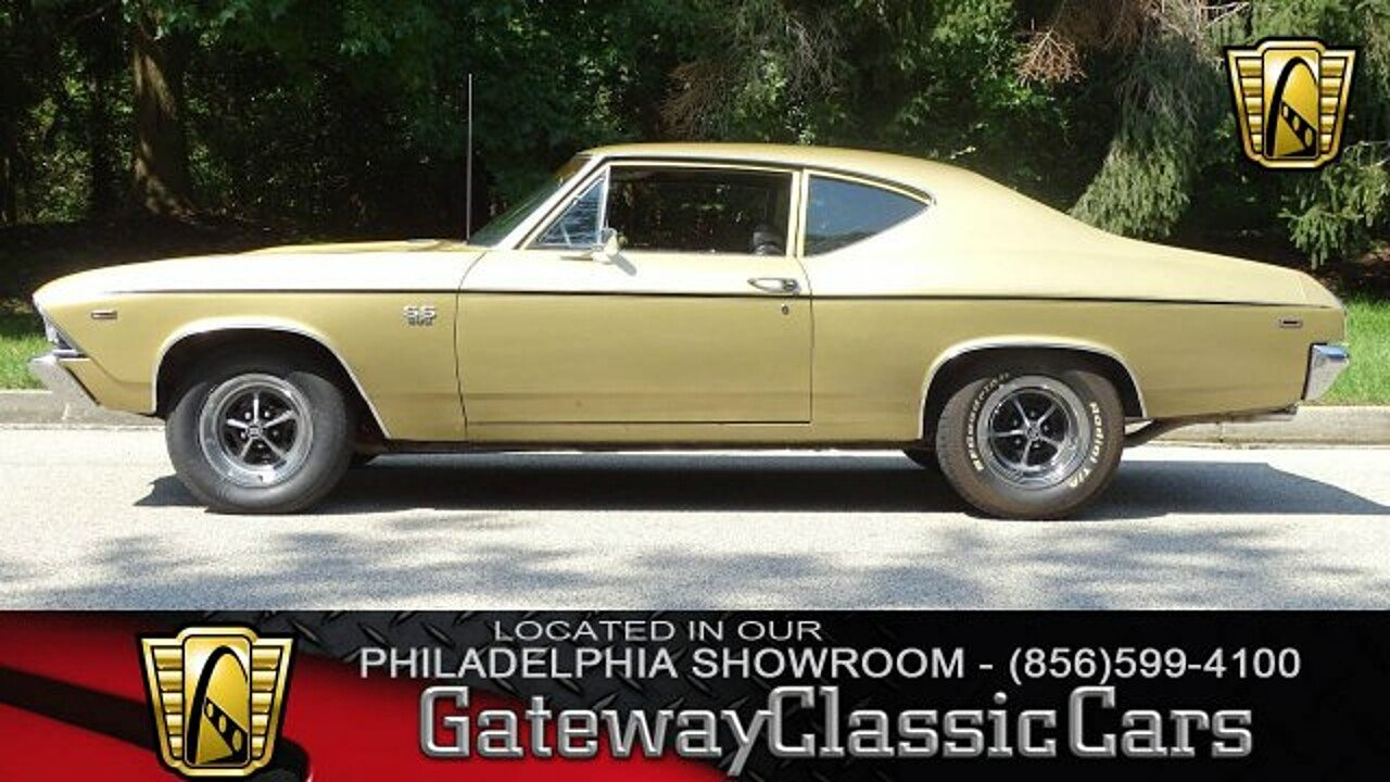 1969 Chevrolet Chevelle for sale 100920717