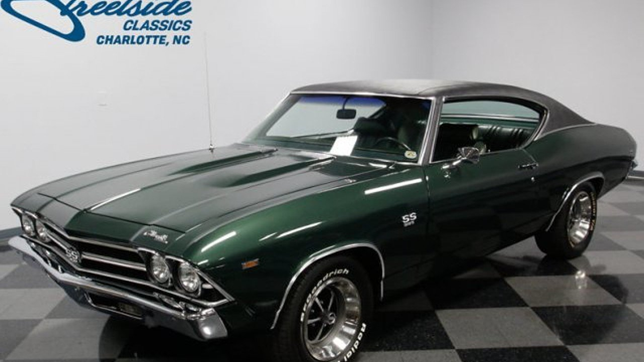 1969 Chevrolet Chevelle Classics for Sale - Classics on Autotrader